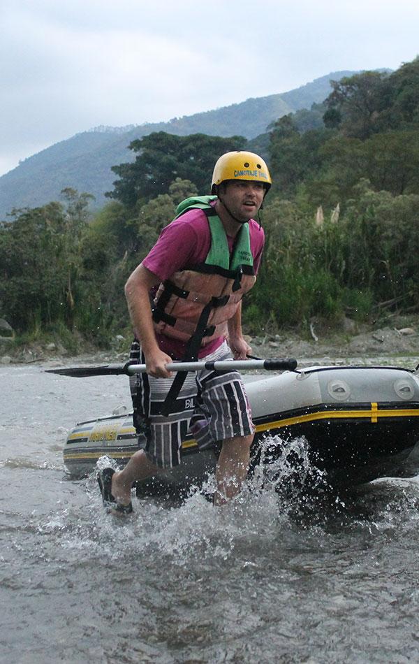 Tanael Michel_Latin America Tours_Team_River Rafting_Canotaje Trilly_Kaffeezone_Kolumbien