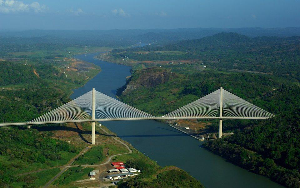 Panama_Puente Centenario_Panamakanal_Bruecke_Reisen