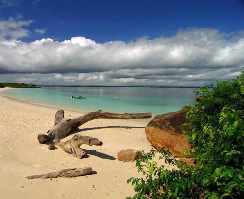 Panama_Isla Iguana_Strand_Reisen