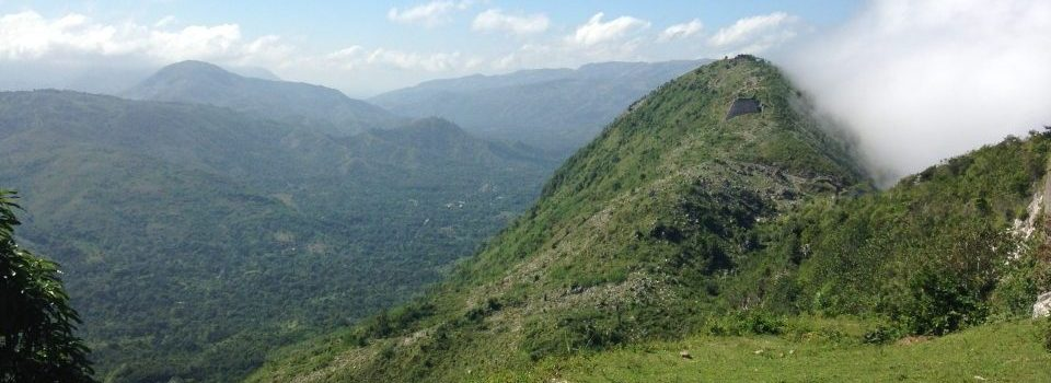 Haiti_Berge bei Citadelle La Ferriere_Reisen