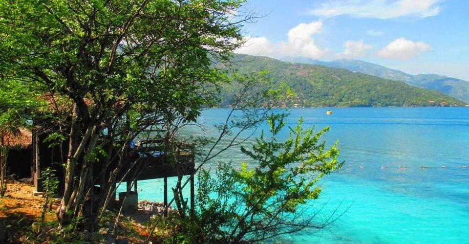 Haiti_Halbinsel Labadee_tuerkisfarbenes Meer_Reisen