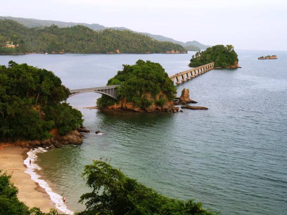 Dominikanische Republik_Samana Halbinsel_Bruecken_Reisen