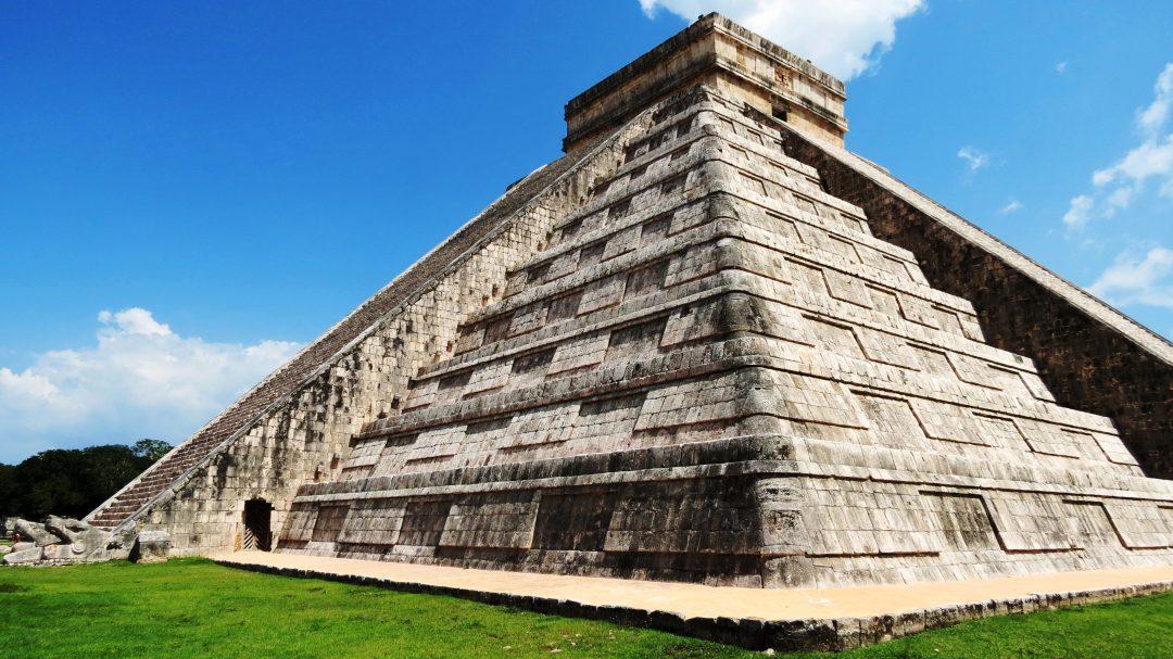 Mexiko_Mexico_Chichen Itza_Maya Pyramide_Reisen