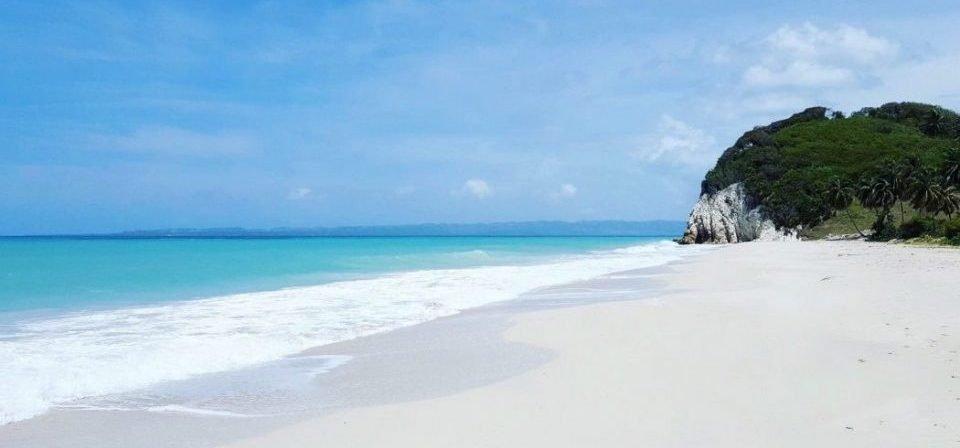 Haiti_Strand mit weissem Sand_Reisen