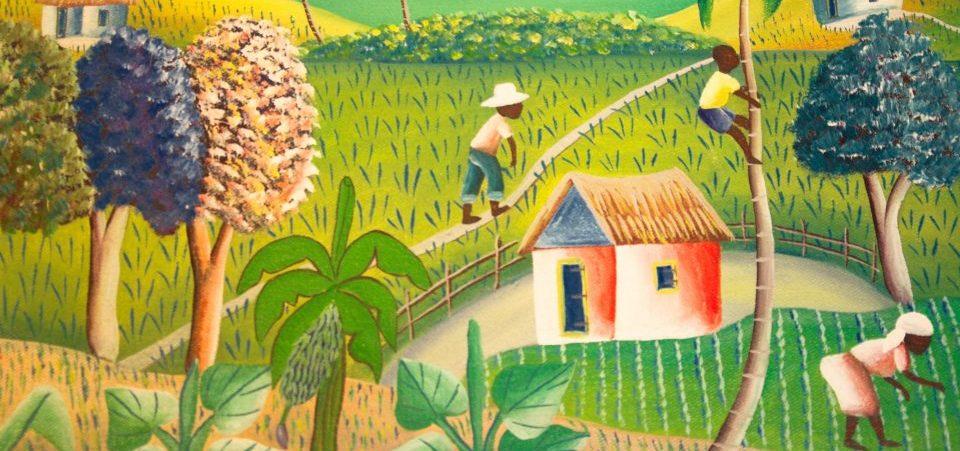 Haiti_Malerei_Landschaft_Reisen