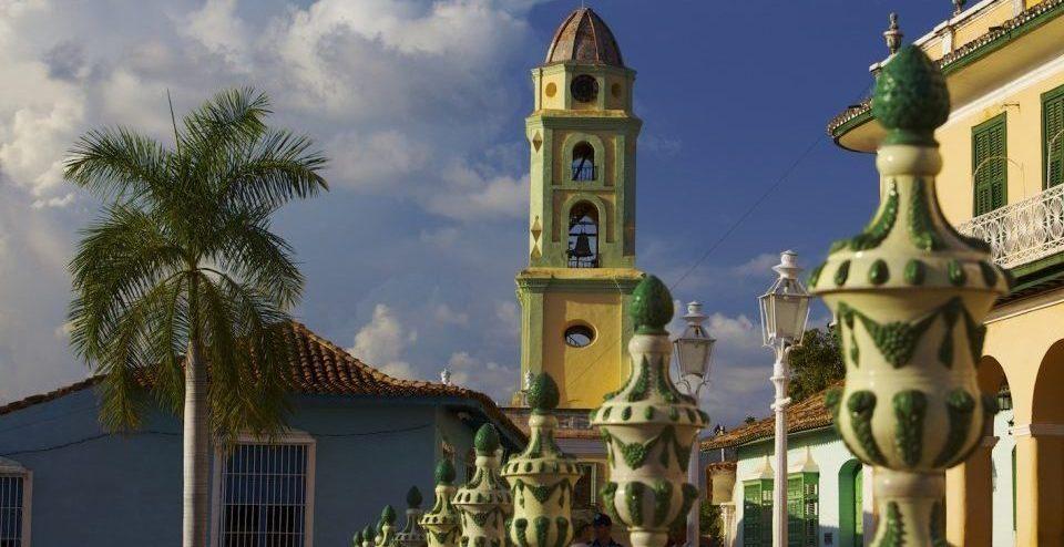 Kuba, Reise, Trindiad, Plaza de Mayor, Rundreise Kuba