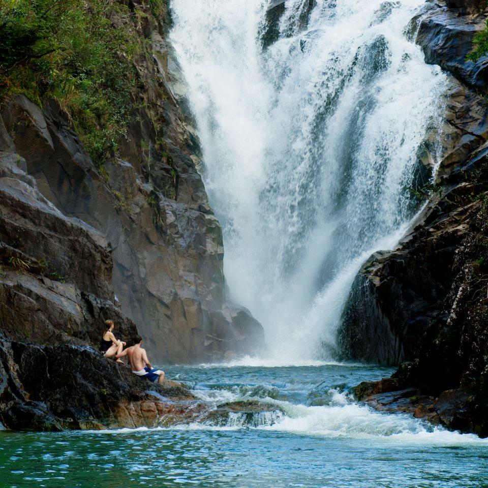Belize, Big Rock Falls, Wasserfälle, Reisen