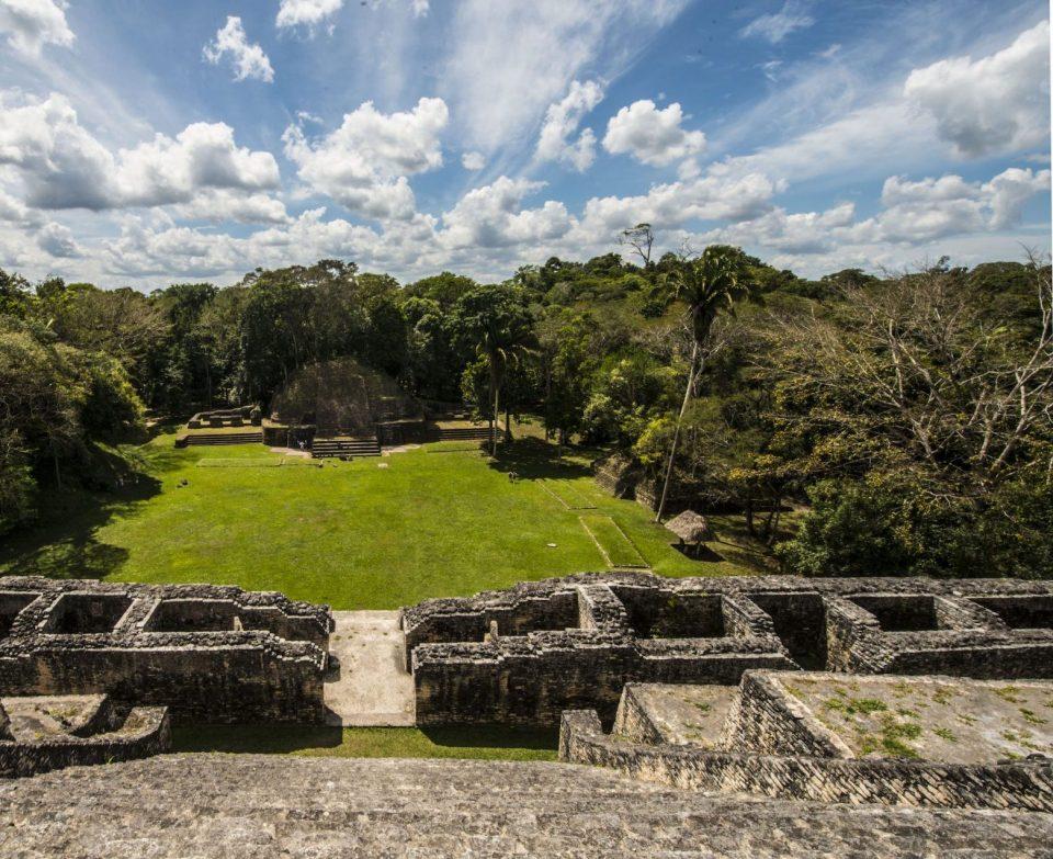 Belize, Caracol Maya Ruinen, Reisen