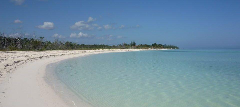Kuba, Cayo Levisa, Strand mit weissem Sand, Reisen