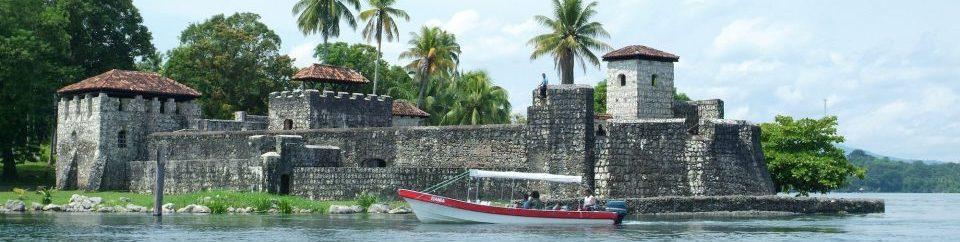 Guatemala, Castillo San Felipe Izabal, Festung, Reisen