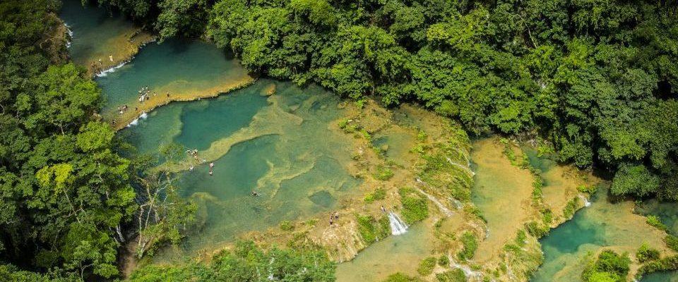 Guatemala, Semuc Champey Pools, Reisen