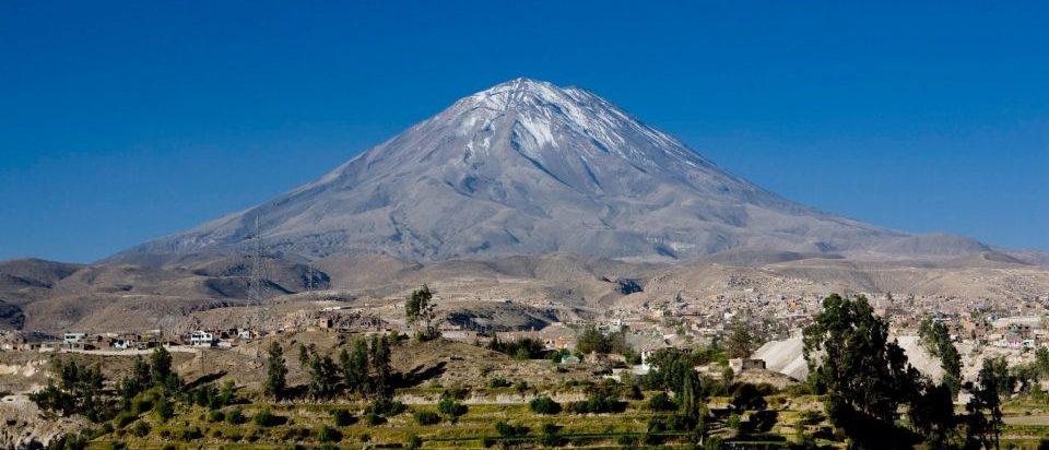 Peru, Arequipa, Vulkan Misti, Latin America Tours, Reisen