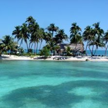 Belize, South Water Caye, Insel, Trauminsel, Robinsoninsel, Latin America Tours, Reisen