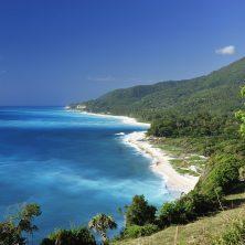 Dominikanische Republik, Kueste Barahona, Dom Rep, Küste Strand im Südwesten, Latin America Tours, Reisen