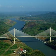 Panama, Puente de las Americas, Brücke, Latin America Tours, Reisen
