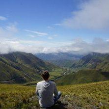 Argentinien, Salta, Aussicht nahe Cuesta del Obispo, Latin America Tours, Reisen